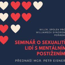 Seminář O Sexualitě Lidí S Mentálním Postižením
